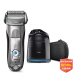 ブラウン電気シェーバー7系7898 cc充電式全身水洗い髭剃り7898 cc(スマートクリーナー付き)