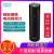 SMATE電気シェーバー充電式黒科学技術ターボ三つ葉携帯用全身水洗いシェーバーミニ携帯ブラック