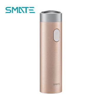 MiエコチェーンSMATE(SMATE)電気シェーバー黒科学技術ターボ三つ葉携帯全身水洗いシェーバーST-433ゴールド