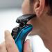 フレップス電気シェーバーS 5050 3枚の刃全身水洗テープトリミング器